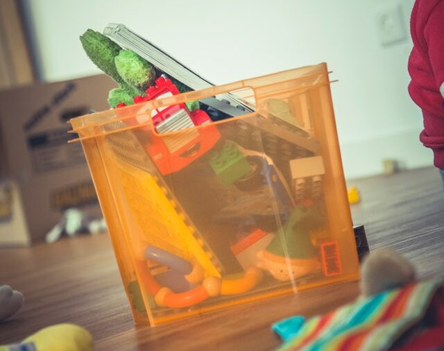 4 Simple Tips For Staying Organized With Kids | HFG Tips
