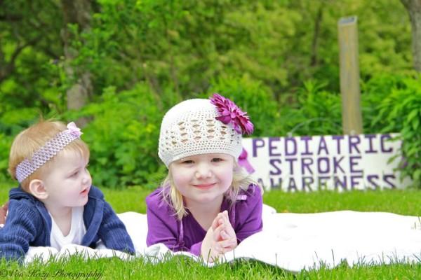 May is Pediatric Stroke Awareness Month