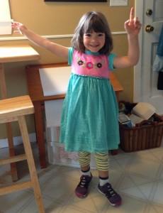 Mia - Pediatric Stroke Survivor
