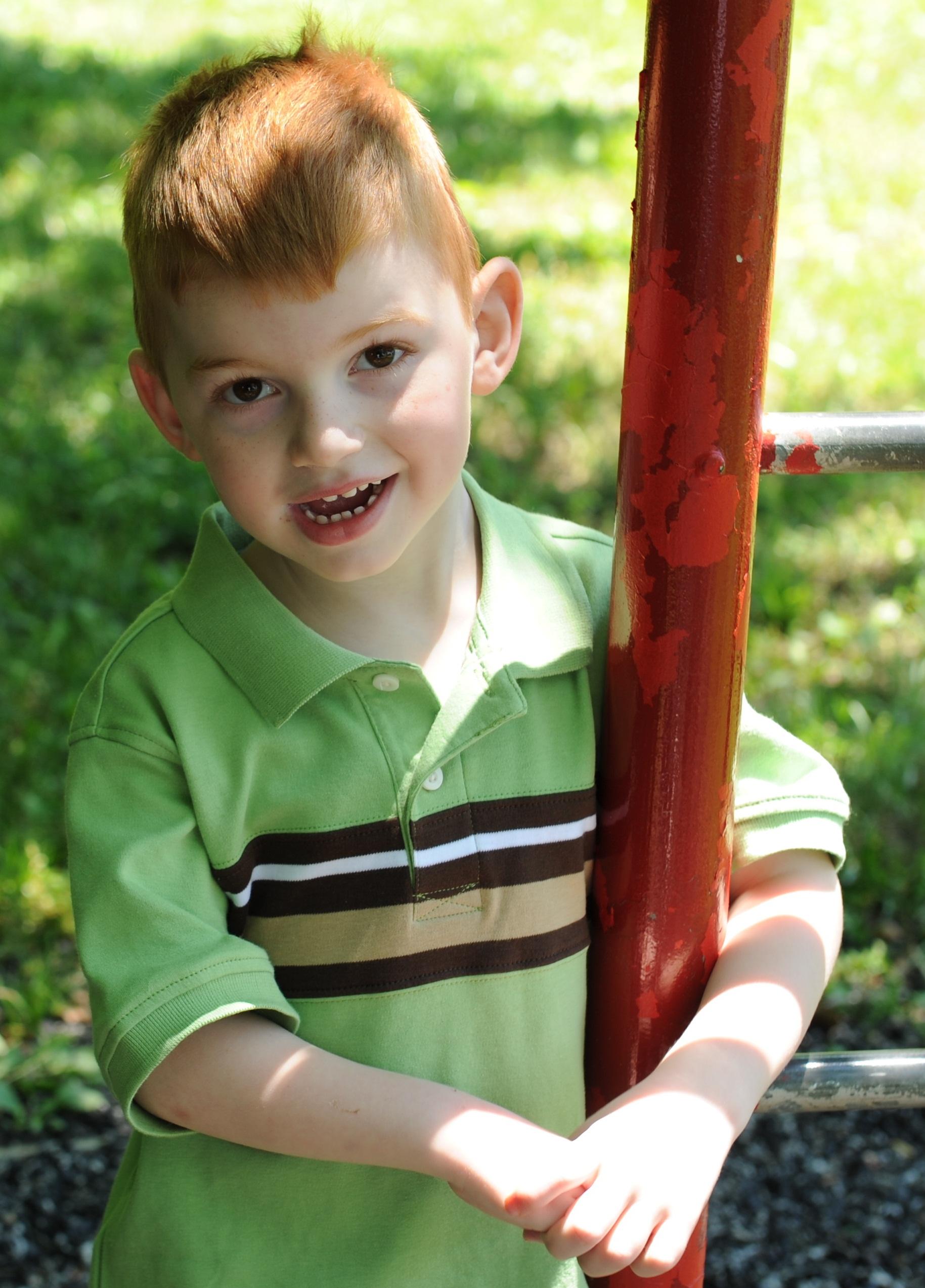 Pediatric Stroke Survivor has the Heart of a Champion