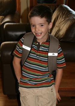 Luka is a Pediatric Stroke Survivor