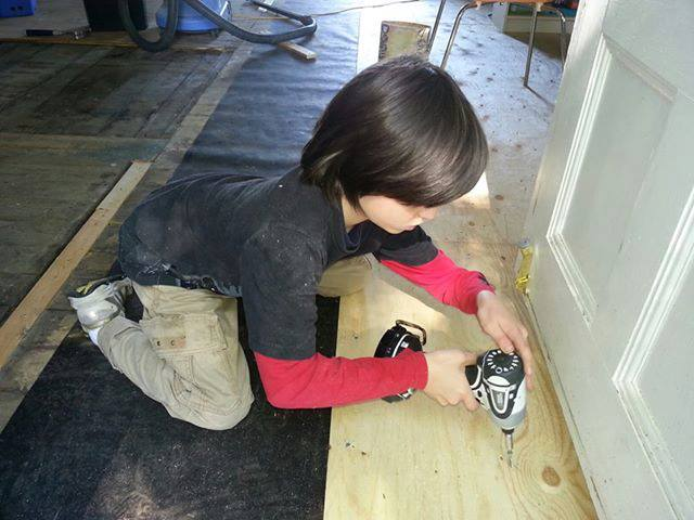 Using Tools – Cerebral Palsy Doesn't Slow Down Luka