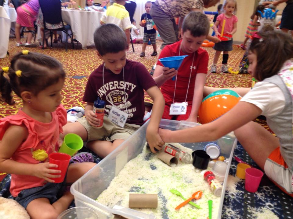 CHASA 2014 Family Retreat for Families of Children and Adults Living with Hemiplegia