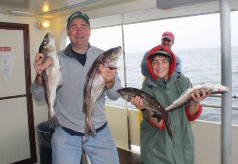 3/4 Day Fishing Trip