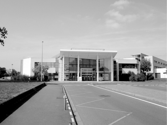 DR - La Maison de la Technopole à Angers