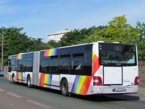 Des bus d'Irigo moins gourmand en carburant grâce à un ventilateur, une première !