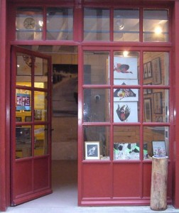 La galerie En face à Angers