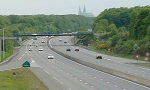 Travaux à la hauteur de la RD 323 du 17 au 20 juin.