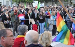 Archive - 16ème édition de la Gay pride d'Angers.