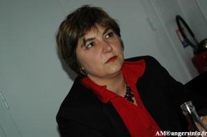 Sophie Briand-Boucher, responsable de l'antenne locale d'Anticor