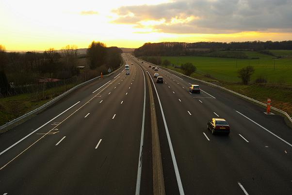 Autoroute A87