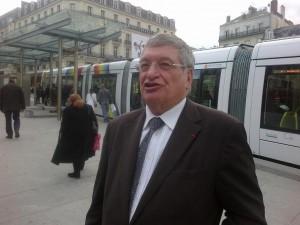 Jaques Auxiette, Président de la Région Pays de la Loire