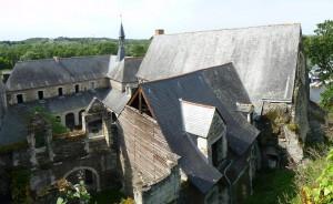 Le couvent de la Baumette à Angers - Credit Ass La baumette