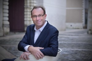 Credit ©BERTRAND BECHARD/ Jean-Luc Rotureau officialise sa candidature à la mairie d'Angers