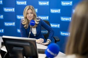 Photo: © Jean-Philippe Robin / Storybox-Photo / Europe1- Wendy Bouchard, ce mercredi à Angers