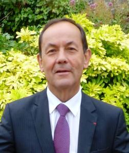 Christian Gillet 1er vice-président du Conseil général du Maine-et-Loire en charge des finances