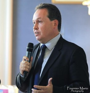 Archive Mario Fournier / Frédéric Beatse, Maire d'Angers