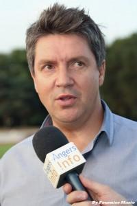 """archives Mario Fournier - Olivier Pickeu, le manager du SCO : """"Non, il (El Jadeyaoui) reste avec nous""""."""
