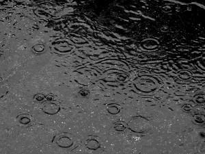DR -  Fortes pluies