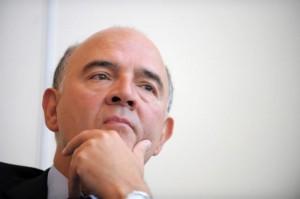 Archives AFP - Le ministre de l'Economie, Pierre Moscovici, à Paris, le 11 septembre 2013. Le ministre de l'Economie, Pierre Moscovici, à Paris, le 11 septembre 2013. (Photo Eric Piermont. AFP)