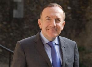 DR - Pierre Gataz, Président du MEDEF, le 10 octobre