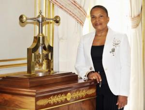 Crédit ministère de la Justice - Christiane TAUBIRA, Garde des Sceaux, ministre de la Justice.