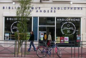 La Bibliotheque anglophone d'Angers