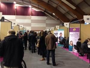 Forum pour l'emploi, de nombreuses opportunités à saisir.