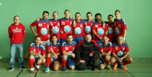 Credit Anjou Floorball - L'équipe d'Anjou floorball