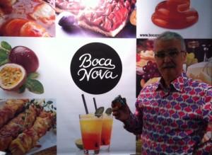 Didier Lelievre, gérant de Boca Nova