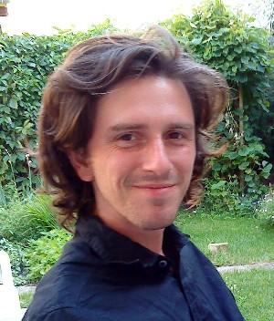 Romain Laveau - Secrétaire départemental de EELV 49
