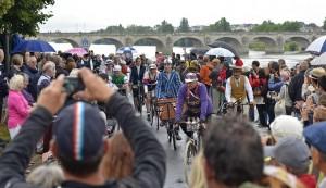 Premières images du Festival Vintage à Saumur