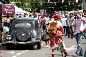 Anjou Vélo Vintage : Le Festival Vintage prend ses quartiers à Saumur
