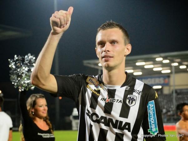Credit Yan Luat pour Angers SCO Angers SCO. Romain Thomas est votre joueur de l'année !
