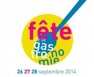 La Fête de la Gastronomie à Angers du 25 au 28 septembre 2014.