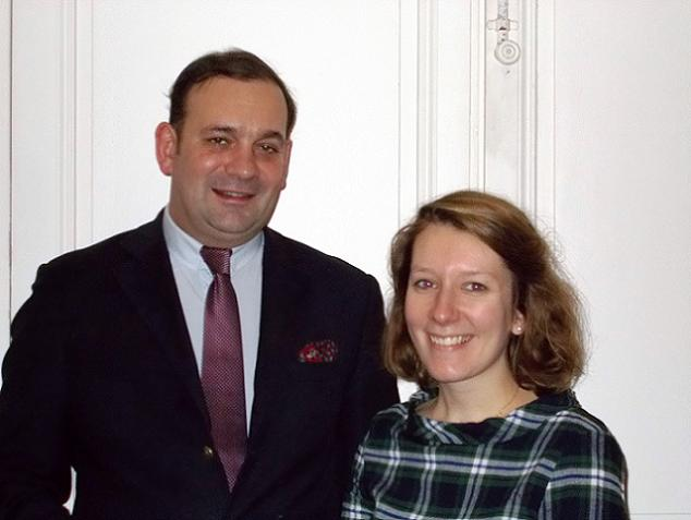 Gaétan Dirand, Secrétaire départemental du Front National de Maine-et-Loire et Delphine Gilly seront les candidats du Front National sur le canton de Longué-Jumelles pour les prochaines élections départementales de Mars 2015.
