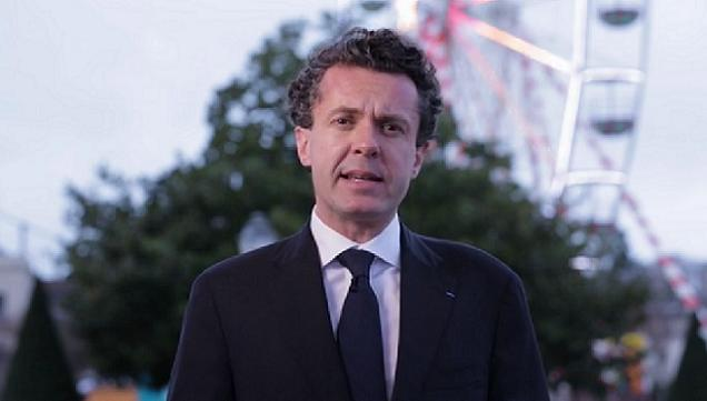 Christophe Bechu, Maire d'Angers