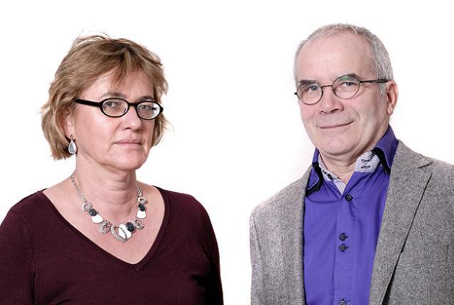 Christine Fourage et Marc Gicquel, candidats sur le canton N°1 (Angers)