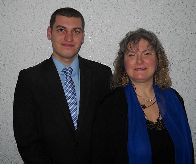 Thomas Sicot et Isabel Costa, candidats sur le canton N°13 (Cholet 2)