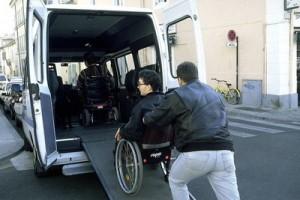 DR - Collège Félix Landreau à Angers. Le Département revoit le transport des élèves en situation de handicap