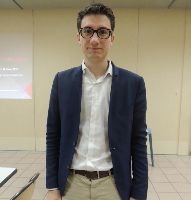 Crédit MF - Florian Santinho, un adjoint à la Jeunesse «ambitieux»