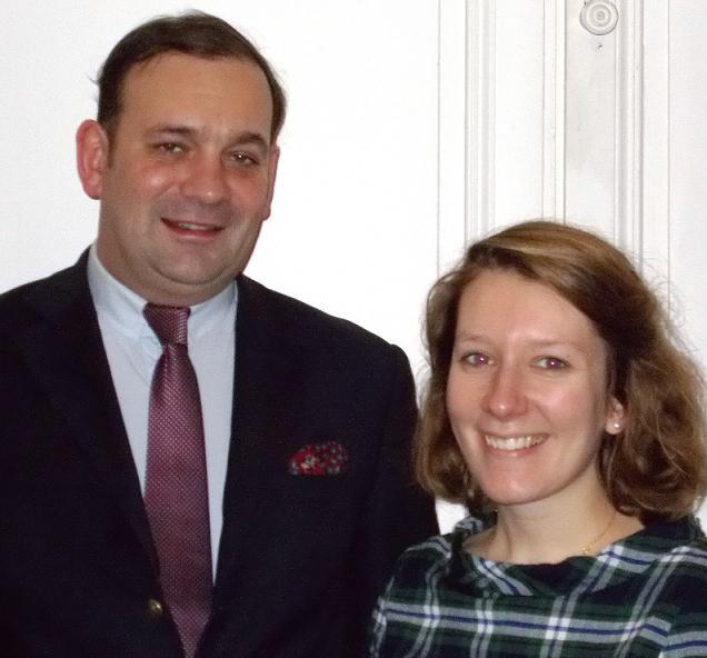 Delphine Gilly et Gaétan Dirand, candidats sur le canton N°15 (Longué-Jumelles)