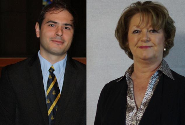 Simone Matrat et Benoit Lépine, candidats sur le canton N° 14 (Doué La Fontaine)