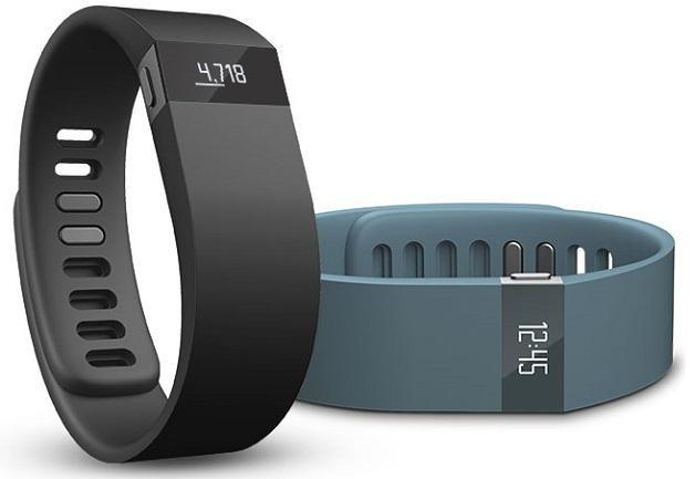Le Fitbit force , un bracelet connecté