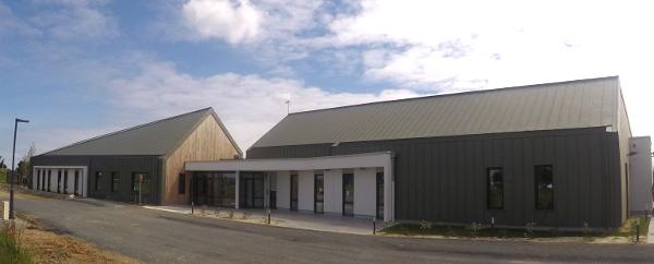 Une structure dédiée à l'autisme près d'Angers inaugurée aujourd'hui.