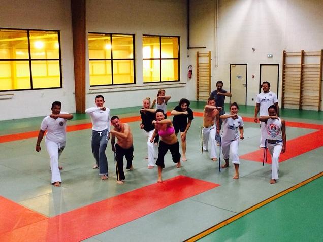 Faire de la capoeira à Angers, Avrillé ou la Flèche.