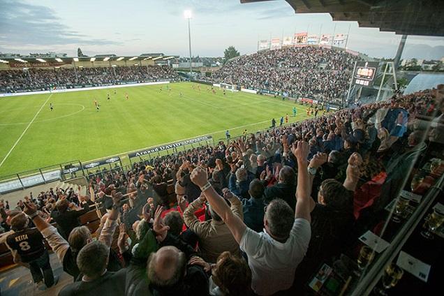 Crédit Thierry Bonnet - Angers SCO-FC Nantes : Les animations autour du derby