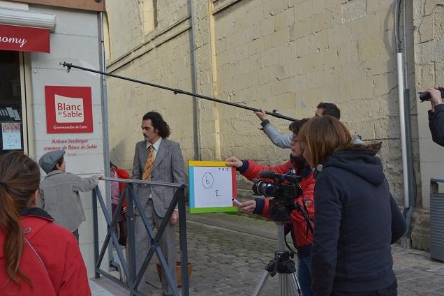 Des angevins en compétition au festival du Court-métrage de Clermont-Ferrand.