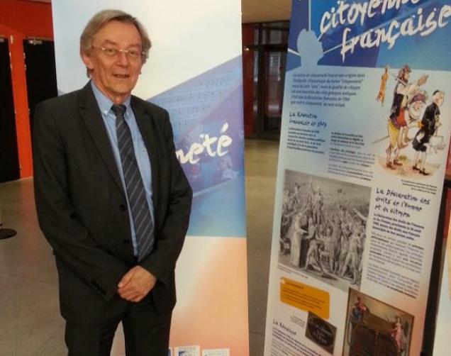 Eric Groud, Président de la Chambre du Commerce et de L'industrie de Maine-et-Loire.