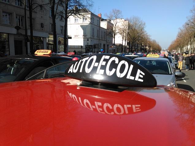 Crédit AM - Le centre d'examen Angers-Nord du permis de conduire change d'adresse